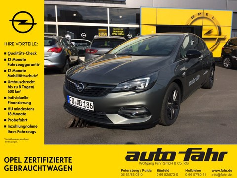 Opel Astra K 2020 beheiz Frontscheibe Lenkrad Sitze v