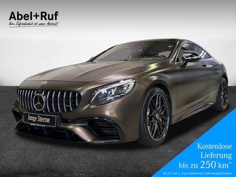 Mercedes-Benz S 63 AMG Coupé DESIGNO Burmester 220