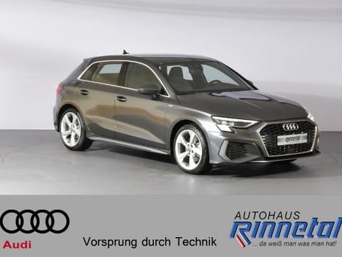 Audi A3 Sportback S line 35 TFSI 1