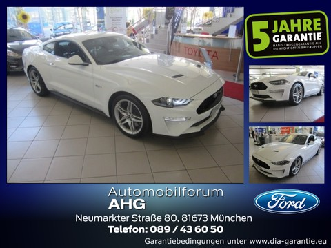 Ford Mustang 5.0 Ti-VCT V8 GT Premium-Paket IV