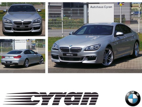 BMW 650 Gran Coupe xDrive M-Paket