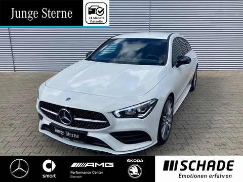 Mercedes-Benz CLA 220 SB AMG Line AMG Pro Night