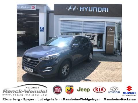 Hyundai Tucson 2.0 CRDi Advantage