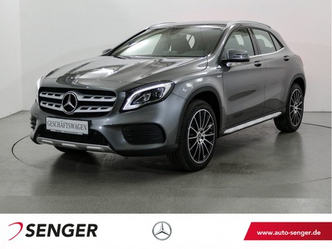 Mercedes GLA 180 d AMG-Line Start