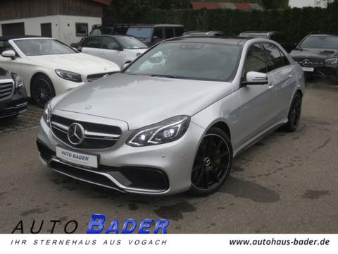 Mercedes-Benz E 63 AMG S BeoSound Carbon VMax