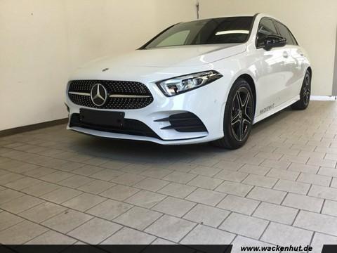 Mercedes-Benz A 180 AMG Line NIGHT BUSINESS PARK