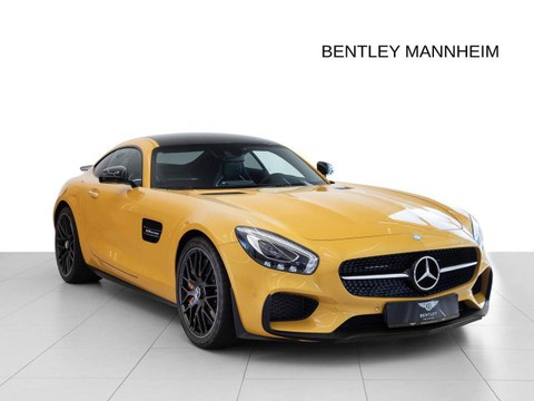 Mercedes-Benz AMG GT S Coupe