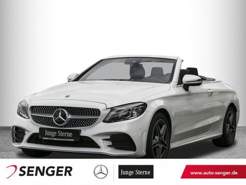 Mercedes-Benz C 400 Cabrio AMG Display digital
