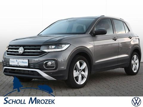 Volkswagen T-Cross 1.0 Style