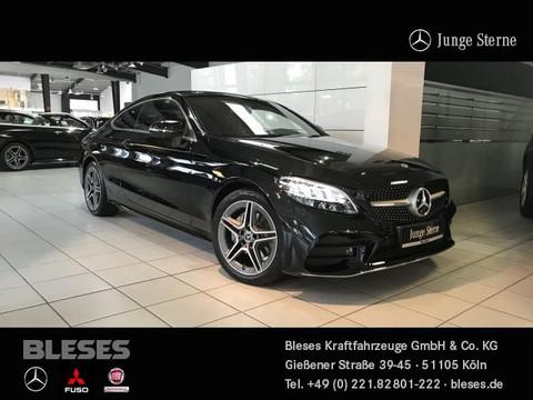 Mercedes-Benz C 200 Coupé AMG Line Park Komfort Infot