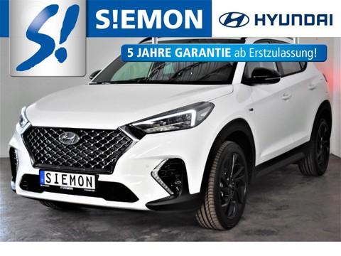 Hyundai Tucson 1.6 T-GDi N-Line Smart Key