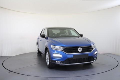 Volkswagen T-Roc 2.0 TSI Sport 140kW