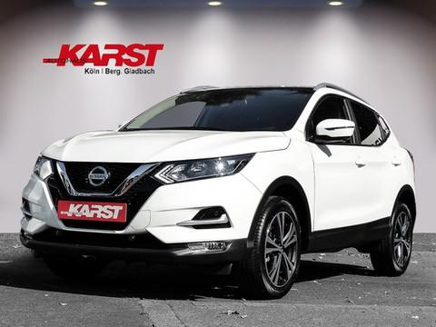 Nissan Qashqai 160PS N-CONNECTA Winter u Design-Paket