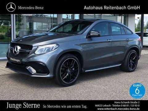 Mercedes-Benz GLE 63 AMG Cp AMG ° H&K NIGHT MEMO SITZKL