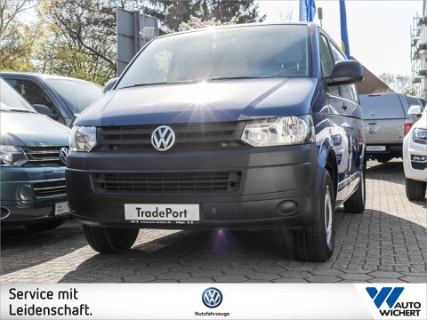 Volkswagen T5 2.0 TDI Kasten