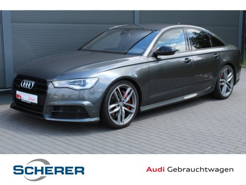 Audi A6 3.0 TDI S line competition