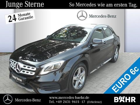 Mercedes-Benz GLA 200 d AMG Park LMR