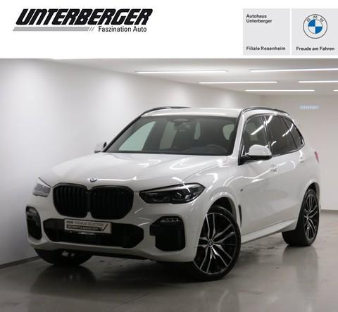 BMW X5 M50 d 2-Achs Ad