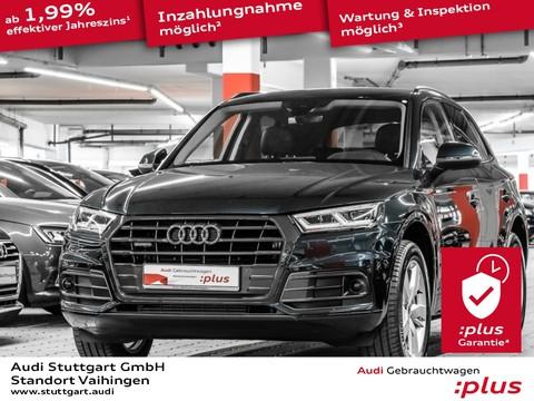Audi Q5 2.0 TFSI qu Sport Side