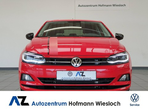 Volkswagen Polo 1.0 TSI Beats Rear-View