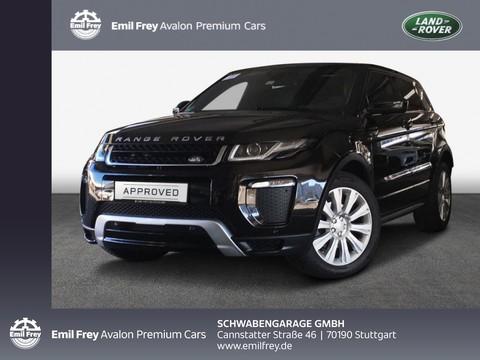 Land Rover Range Rover Evoque TD4 SE Dynamic