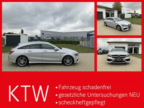Mercedes-Benz CLA 180 Shooting Brake AMG-Line T