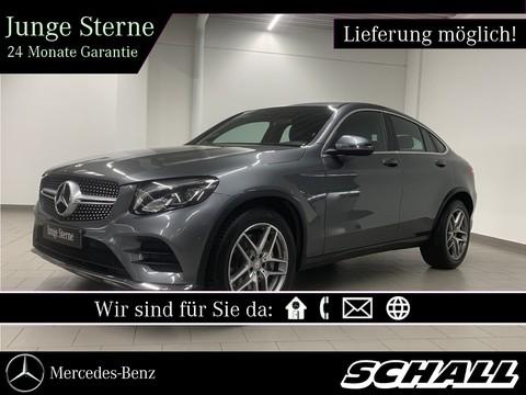 Mercedes-Benz GLC 220 d COUPÉ AMG LINE PERF