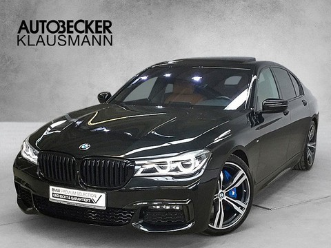 BMW 750 d xDrive M Sport Komfort