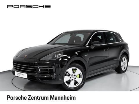 Porsche Cayenne E-Hybrid Chrono 19