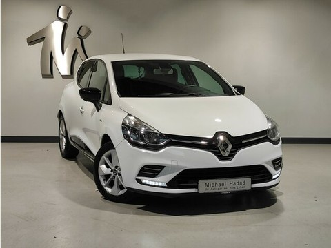 Renault Clio 1.2 Limited DeLuxe Automatik