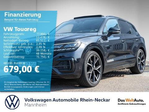 Volkswagen Touareg 3.0 l R-Line V6 TDI Display