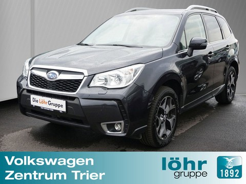 Subaru Forester 2.0 XT Lineartronic Platinum