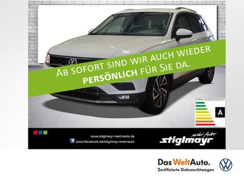 Volkswagen Tiguan 2.0 TDI Comfortline JOIN 17`