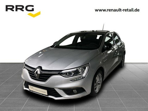 Renault Megane IV LIMITED DELUXE TCE 140