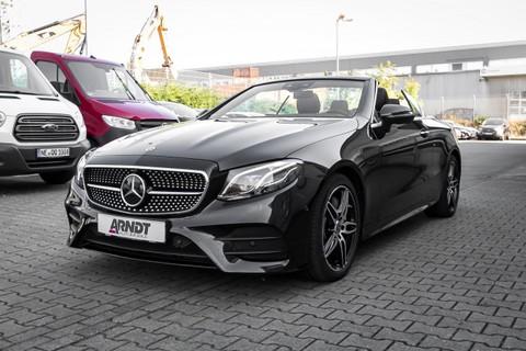 Mercedes-Benz E 350 Cabrio AMG Widescr BM