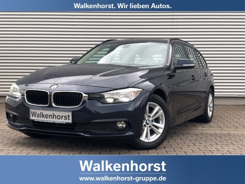 BMW 320 d Efficient Dynamics Automatik