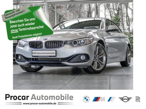 BMW 420 i xDrive Coupe Sport HiFi TOP