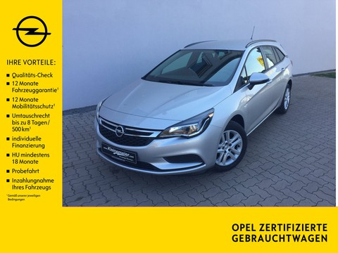Opel Astra 1.4 K ST Turbo Edition