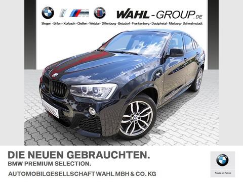 BMW X4 xDrive20d Automatik M-Sport |