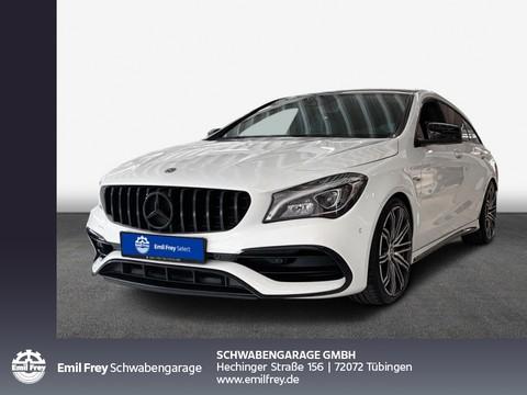 Mercedes-Benz CLA 45 AMG Shooting Brake AMG Sp