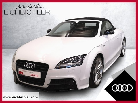 Audi TT 2.0 TFSI Roadster S line competition Tei