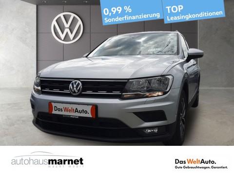 Volkswagen Tiguan 1.5 TSI Comfortline Front