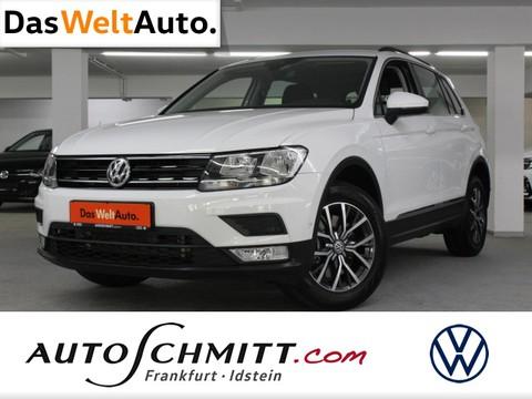 Volkswagen Tiguan 2.0 TSI Comfortline
