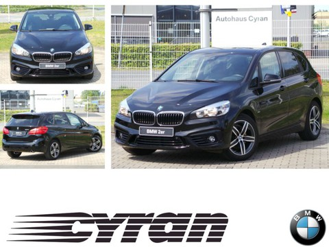 BMW 220 Active Tourer Sport Line Harman&K