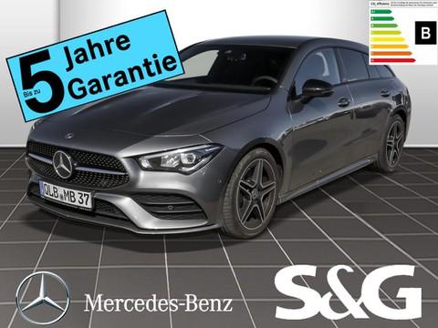 Mercedes-Benz CLA 200 Shooting Brake AMG line R