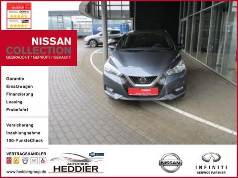 """Nissan Micra 1.0 N-WAY """" """""""