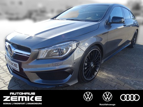 Mercedes-Benz CLA 45 AMG Shooting Brake undefined