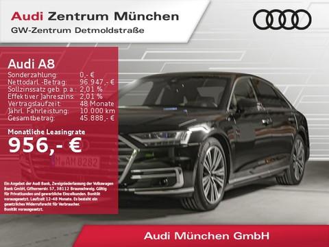 Audi A8 50 TDI qu Laserlicht TechnologieBetter Sitzbel Massage