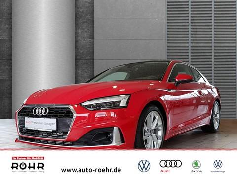 Audi A5 Coupé Advanced