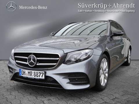 Mercedes E 300 d T AMG-Line Avantgarde Night Multib Dist
